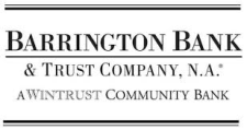 Barrington Bank & Trust Co., N.A.