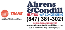 Ahrens & Condill Heating and Air Conditioning