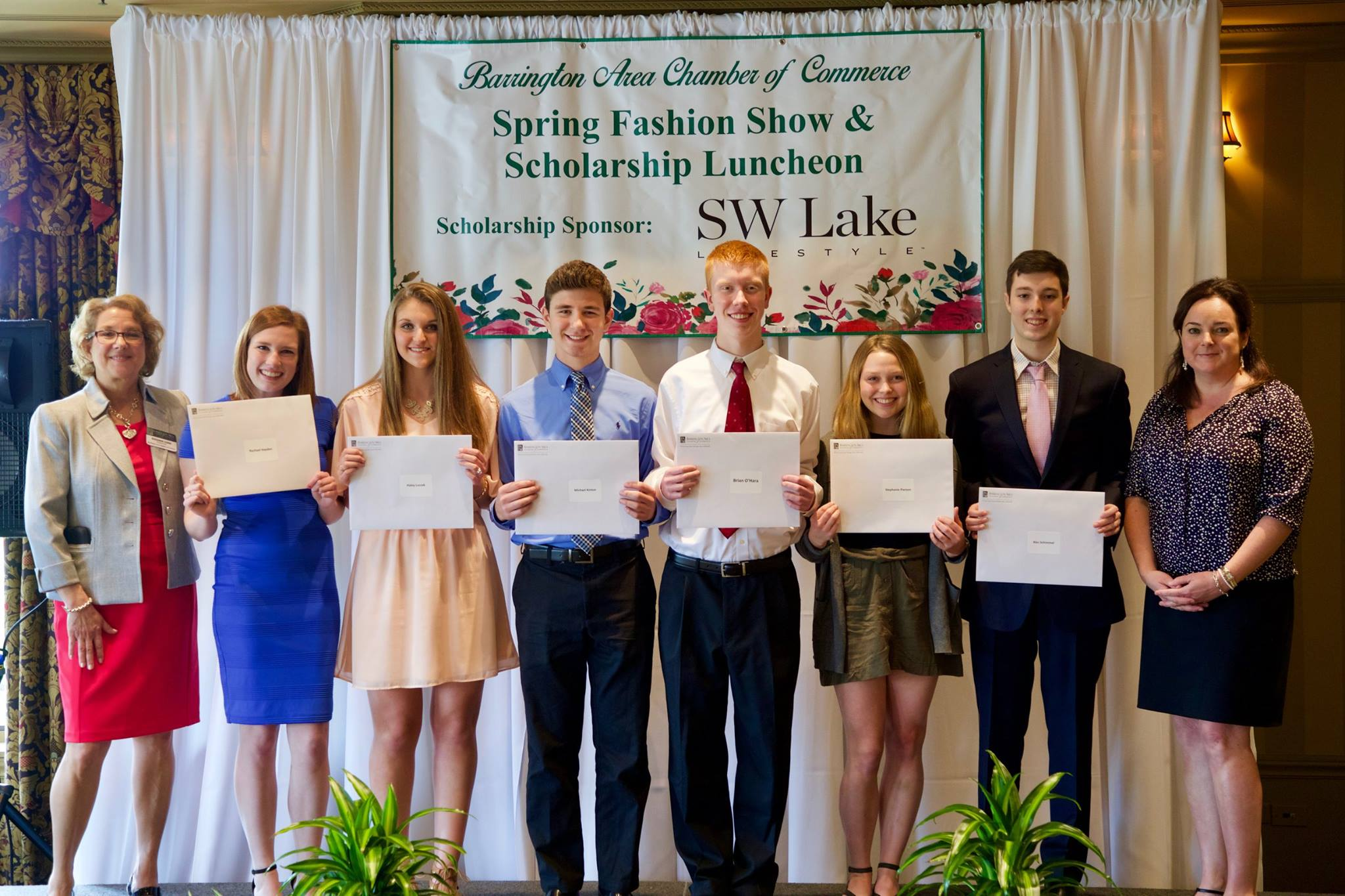 BACC Scholarship Winners