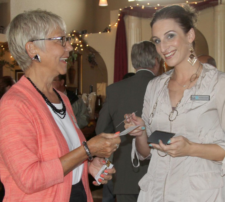 Barrington Area Chamber Commerce networking