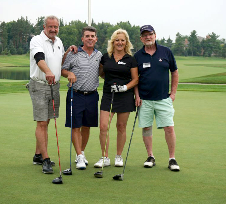 Barrington Area Chamber Golf outing