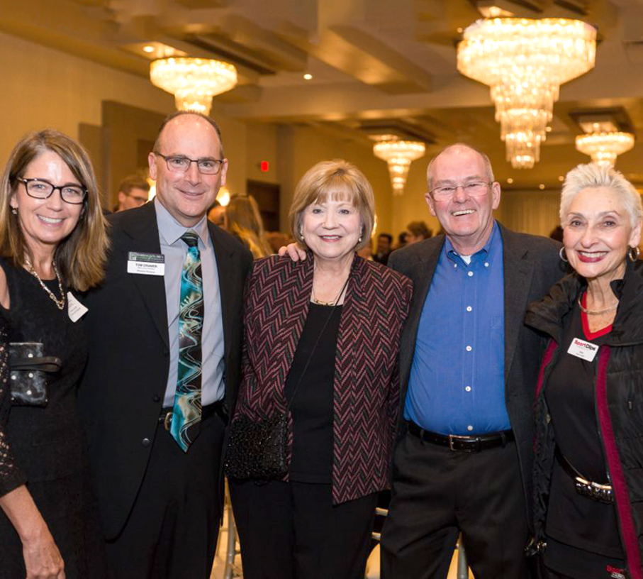 Barrington Area Chamber networking event