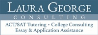 Laura George Consulting - Final logo with services