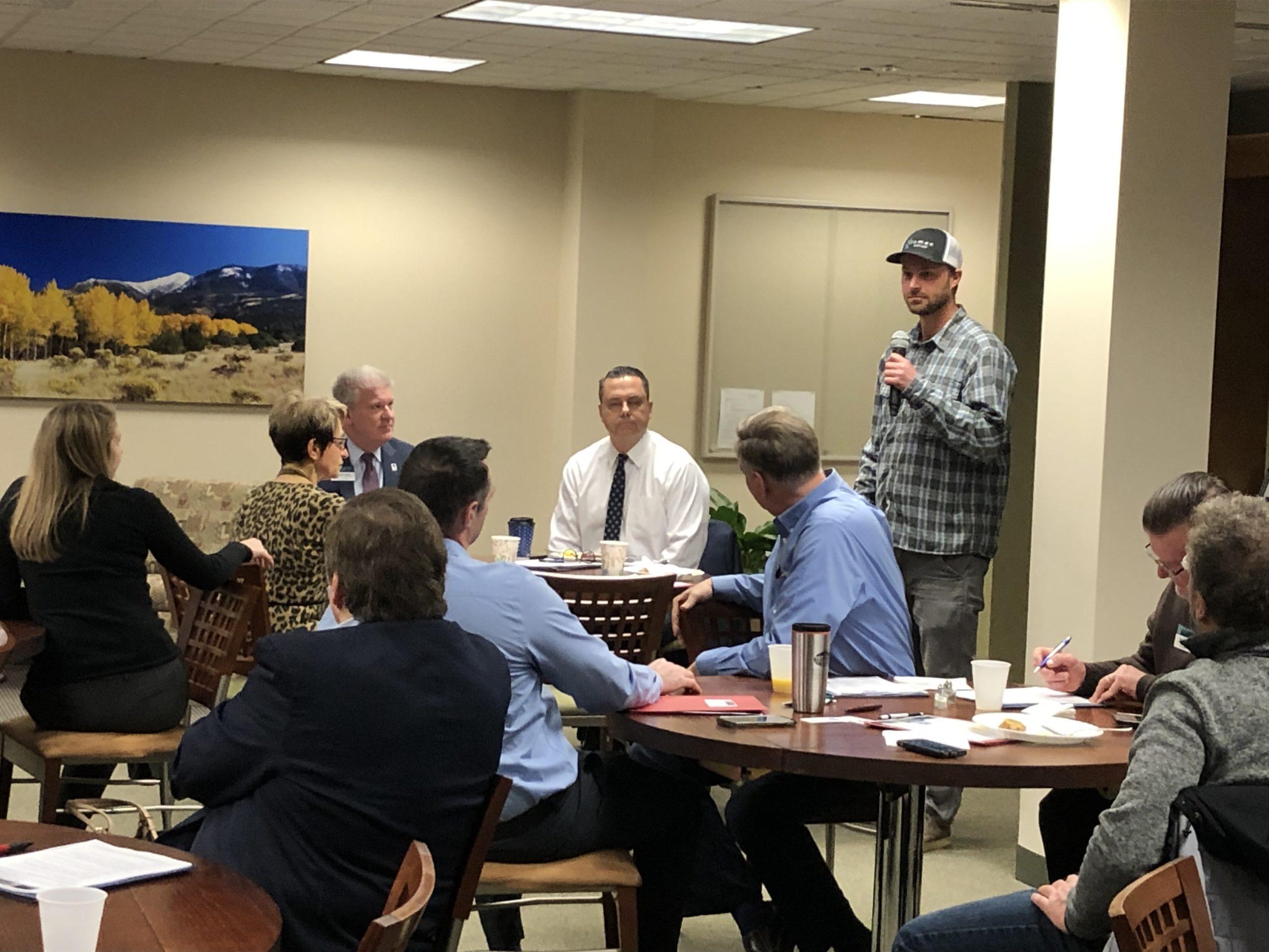 Board Diplomat meeting January 2020 - 5